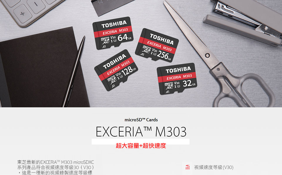 Toshiba M303